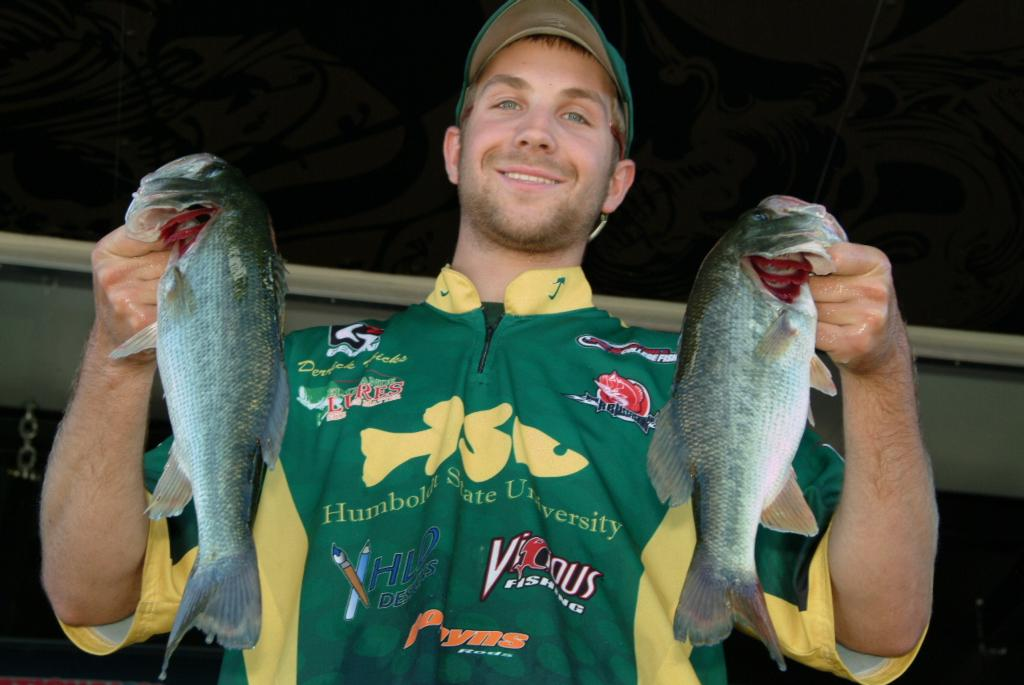 California state university long beach wins flw college for Flw college fishing
