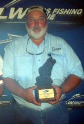 Greg Noles of Lagrange, Ga., earned $2,824 as the co-angler winner of the BFL Savannah River Division Super Tournament.