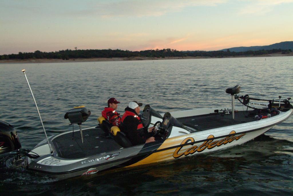 Folsom Lake Final Fury Flw Fishing Articles