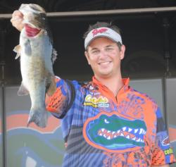 Jake Gipson shines again with another 6-pounder.