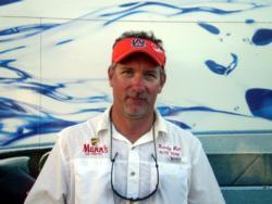 Randy Hill of Jonesboro, Ga., earned a Ranger boat package as the Co-angler Division winner of the Oct. 21-23 BFL Regional on Lake Seminole.