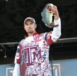 Paul Manley, along with Texas A&M partner Andrew Shafer, won the 2009 Texas Regional.