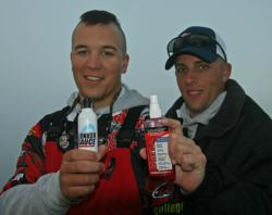 Coating their baits with scent additives will be important for NC State