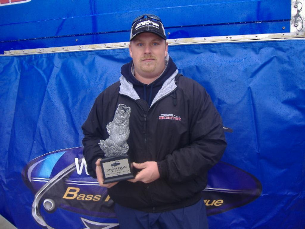 Jenkel wins BFL LBL Division event - FLW Fishing: Articles