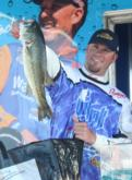 Finishing in the No. 6 position is Todd Hollowell, who caught 42-13 over three days.