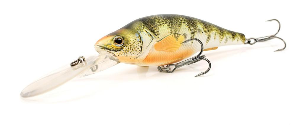 10 new crankbaits for walleyes flw fishing articles for Yellow perch fishing secrets