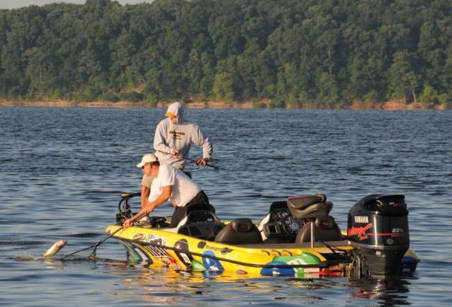 Flw Fishing Latest Tips Bass Tournament Fishing