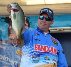 Florida pro Glenn Browne finished the Lake Champlain event in fourth place.