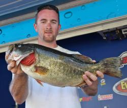 This 7-pounder earned Snickers Big Bass honors for Bryant Smith.