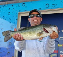 Mike Bartolomucci topped the co-angler division with 23 pounds, 12 ounces.