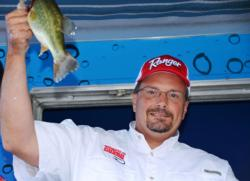 Terry Stevens of Sterling, Va., used a three-day catch of 37 pounds, 10 ounces to capture the EverStart co-angler title on the Potomac River.