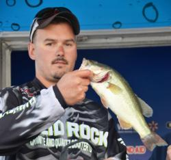 On the strength of a total catch of 32 pounds, 9 ounces, co-angler Robert Wedding of Welcome, Md., finished the Potomac River event in fourth place.
