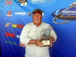 Michael Clements of Cocoa, Fla., earned $2,916 as the co-angler winner of the Oct. 1-2 BFL Gator Super Tournament.