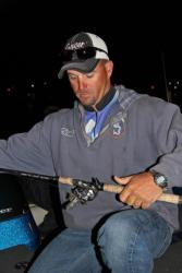 Missouri pro Shane Long expects tough conditions for day one on Table Rock.