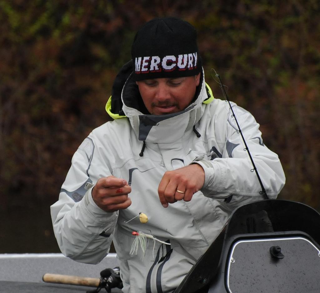 The more the merrier flw fishing articles for Jason christie fishing