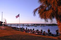 Clear Skies, light winds and big bass await EverStart anglers.