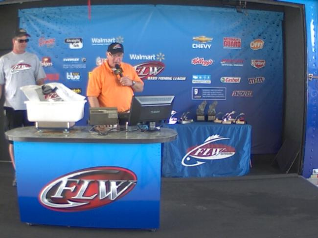 Flw fishing kurt chelminiak angler profile for Walmart with live fish near me