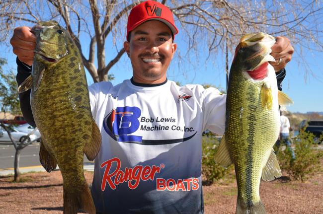 Joe Uribe Jr. has been one of the most consistently successful pros in the Rayovac FLW Series Western Division the last three years.