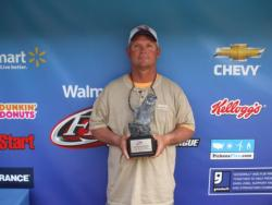 Keith Rose of Harleton, Texas, took first place in the Co-angler Division at the March 17 Walmart BFL Cowboy Division event on Toledo Bend Reservoir after landing a total catch of 13 pounds, 3 ounces. Rose took home over $1,500 in prize money.