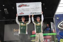 Lucky Craft crankbaits delivered the winning catch for Sacramento State