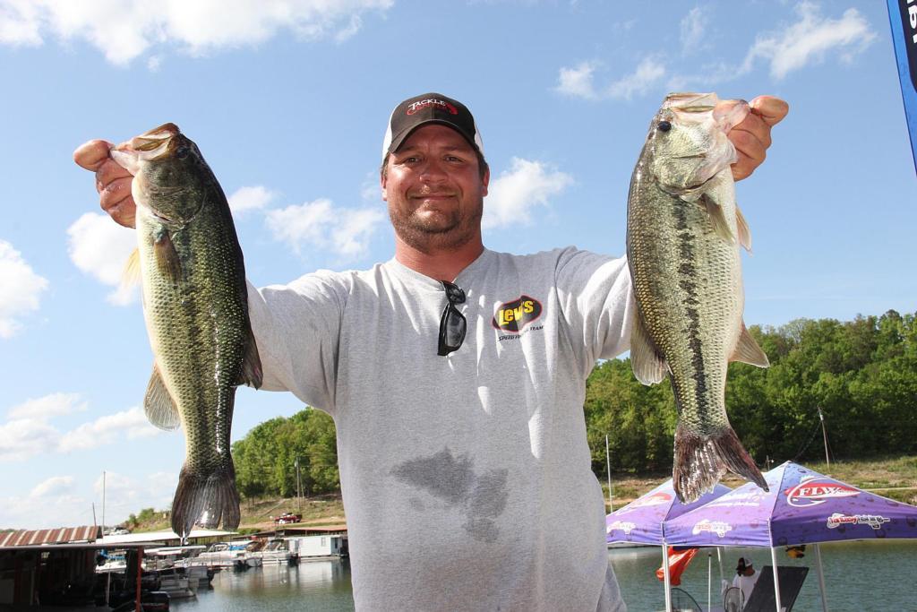 The next jason christie flw fishing articles for Jason christie fishing