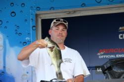 A Norman Deep LIttle N was the top bait for fifth-place pro Justin Morton.