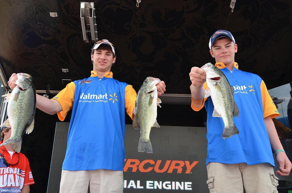 Mcintosh high school wins tbf high school fishing national for High school fishing