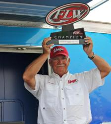 Time management was critical for Ken  Ellis to overcome a fog delay for the win.