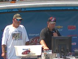 Automated weigh-in photos continue to enhance the BFL experience.