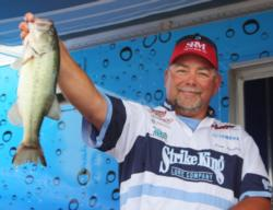 Kentucky/Barkley hotshot Sam Lashlee ended the tournament in second with a three-day weight of 50 pounds, 9 ounces.