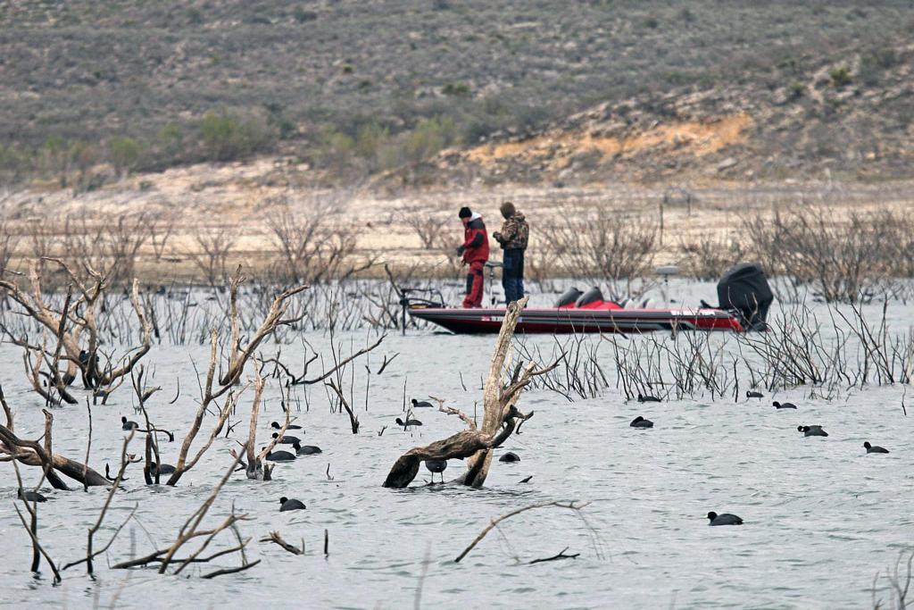 Destination Lake Amistad Flw Fishing Articles