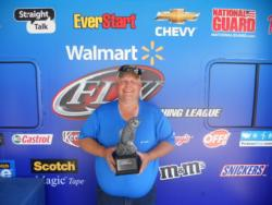 Co-angler Stan Cullipher of Malvern, Ark., grabbed the title at the June 2 Arkie Division event on Lake Dardanelle with a total weight of 15 pounds, 5 ounces. For his efforts he was awarded $1,600 in prize money.