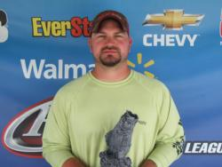Co-angler Shawn Hemken of Walshville, Ill., won the June 23 Illini Division event on Lake Shelbyville with a total weight of 9 pounds, 7 ounces. Hemken walked away with over $1,700 in prize money.