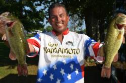 Pro Matt Greenblatt of Port St. Lucie, Fla., grabbed the fifth qualifying spot in the finals on the Potomac River with a total catch of 29 pounds, 11 ounces.