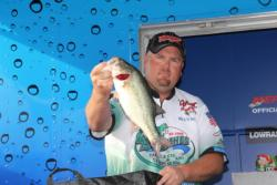 When larger creeks and pockets failed to produce, third-place pro Jeremy Lawyer moved into smaller arteries and scratched out a day-three limit.