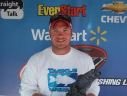Co-angler Cameron McCane of Lancaster, Ky., won the Sept. 22-23 Mountain Division Super Tournament on the Barren River with a two-day total weight of 17 pounds, 3 ounces. McCane was awarded more than $2,500 in prize money.