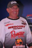 Larry Jones of Acworth, Ga., rounds out the top five with a three-day total of 25 pounds, 3 ounces.