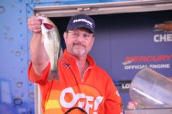 Kent Ware of Wadmalaw Island, S.C., the EverStart Series Southeast Division Angler of the Year, finished second with a four-day total of 34 pounds, 6 ounces.