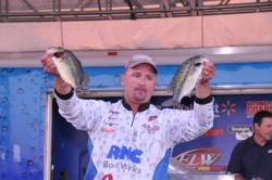 Koby Kreiger seals his fifth EverStart win with a final-day catch of 9 pounds, 5 ounces.