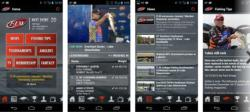 The FLW Tournament Bass Fishing app is now available for Android devices.