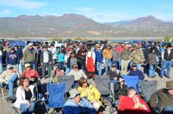 Bass-fishing fans eagerly watched the outcome of day-two weigh-in on Lake Roosevelt.