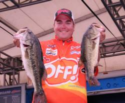 At 21 years of age Michael Neal is juggling a business, college and the FLW Tour.