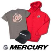 Mercury clothing package for FLW Member Giveaway.