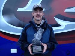 Co-angler Scott Suchak of Edmond, Okla., won the March 9 Walmart BFL Okie Division event on Grand Lake after landing a total catch of 14 pounds, 9 ounces. Suchak took home over $2,400 in winnings.