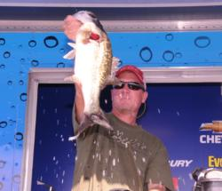 William McKinstry III of Loxahatchee, Fla., rounded out the top five with a three-day total of 46 pounds.