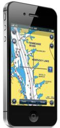 Navionics Marine and Lakes app