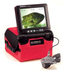 The Marcum Underwater Viewing System.