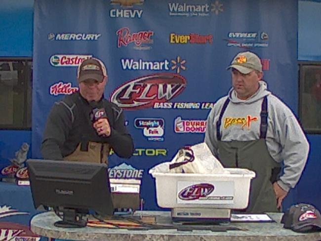 Flw fishing mike reed angler profile for Walmart with live fish near me