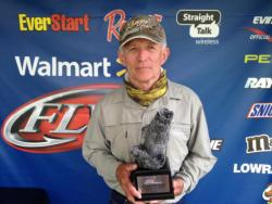 Co-angler Larry Riley of Newark, Ohio won the June 1 Michigan Division event on Burt Mullet with a 20-pound, 2-ounce limit. Riley took home nearly $1,700 in tournament winnings for his victory.