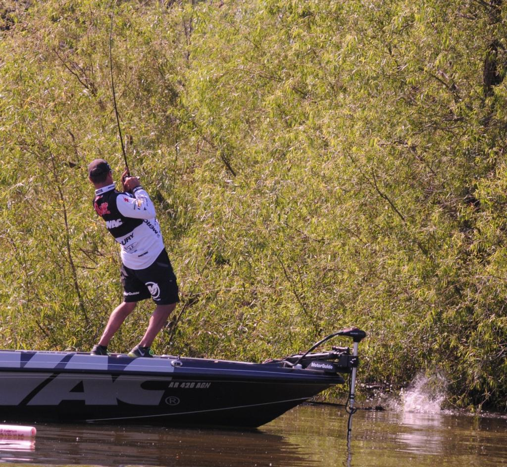 Reel chat transcript with jason christie flw fishing for Jason christie fishing
